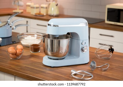 Stand Mixer in Kitchen
