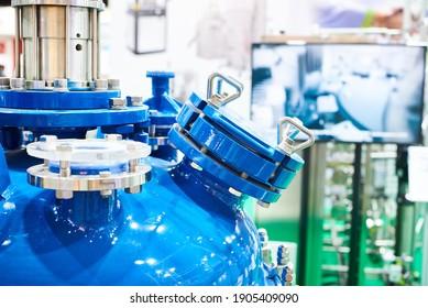 Standard laboratory chemical glass reactor