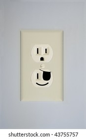Standard Electrical Outlet Images, Stock Photos & Vectors | Shutterstock