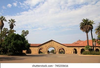 Stanford university in USA