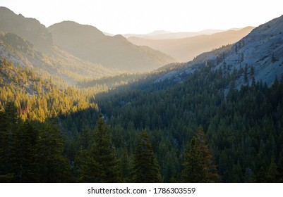 Stanislaus National Forest in Northern California