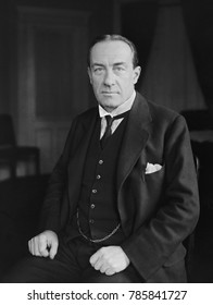 Stanley Baldwin, British Conservative Prime Minister, May 1923. He would be Prime Minister twice more in the 1920s and 1930s. He oversaw the loosening of Imperial ties with Canada, Australia, and New