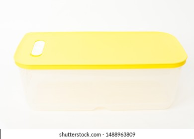 Stanly, Alexandria/Egypt - Jul 11, 2019: Tupperware products is an American brand specializing in plastic products. - Image