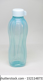 Stanly, Alexandria/Egypt - Oct 03, 2019: Tupperware bottles - Tupperware products is an American brand specializing in plastic products. - Image