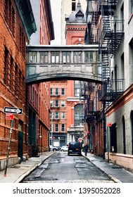 Staple Street Skybridge - Tribeca