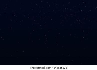 Lot of star field