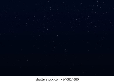 Star Field in space background
