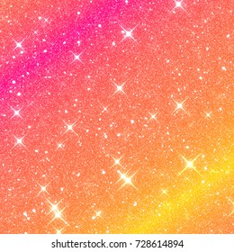 a star filled background texture, illustration