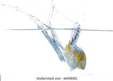 star fruit into the water moments