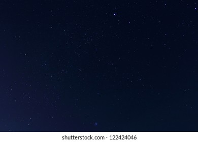 Star on the dark