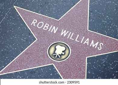 Star on the Hollywood walk-of-fame