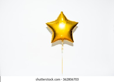 Star Shape Balloon