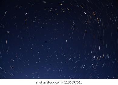 Star Trail Timelapses