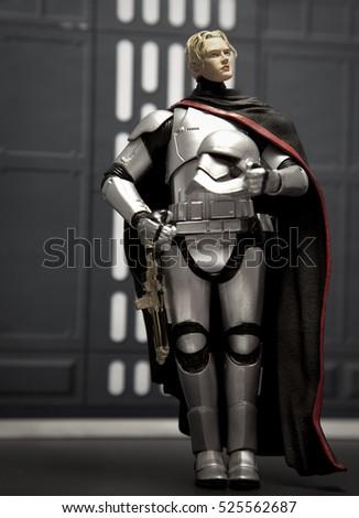 Star Wars Hasbro Black Series Action Stockfoto Jetzt Bearbeiten