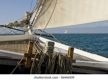 Starboard Bow