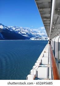 Starboard Glacier Goodbye