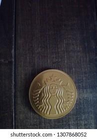 Starbucks business concept