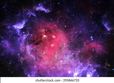 Starfield - Elements of this Image Furnished by NASA