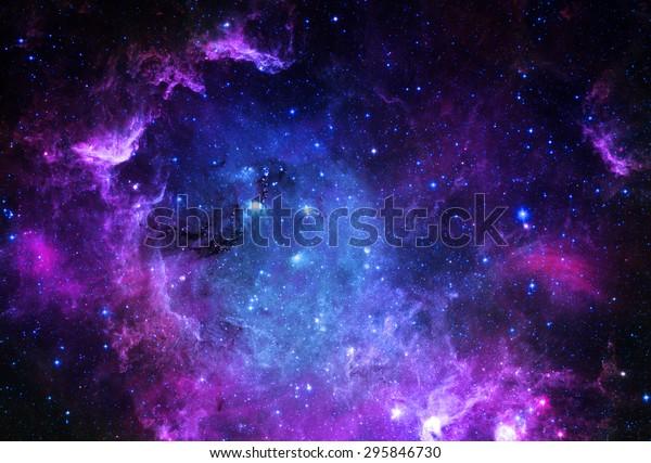 Starfield - Элементы этого изображения, меблированные НАСА
