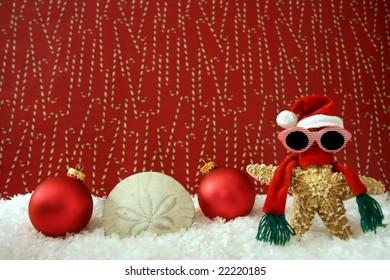 Starfish Santa scene