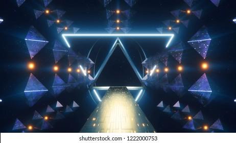 Stargate alien construction