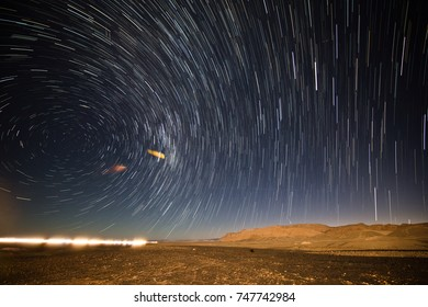 Stargazing of Atacama Desert