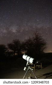 Stargazing in San Pedro de Atacama (Chile)