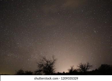 Stargazing in Uyuni, Bolivia