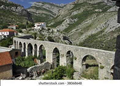 Stari Bar Montenegro Unesco