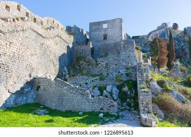 Stari Grad  Bar in sunny day, Montenegro