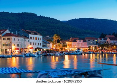 Stari Grad on the island of Hvar in Dalmatia, Croatia