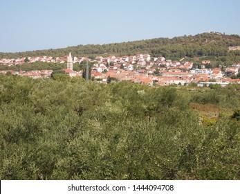 Stari Grad from Stari Grad Plain