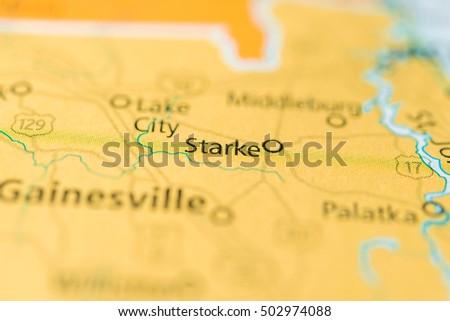 Starke Florida Usa Stock Photo Edit Now 502974088 Shutterstock