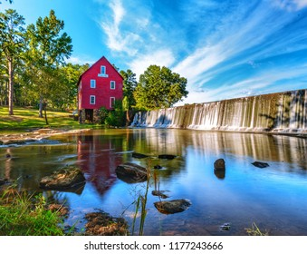 Starr's Mill near Peachtree City Georgia