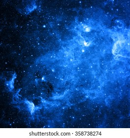 Starry Galaxy - Elements of this Image Furnished by NASA
