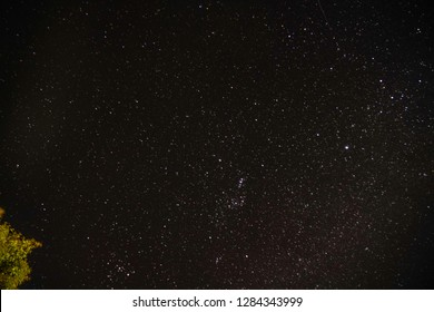 starry night in collingwood