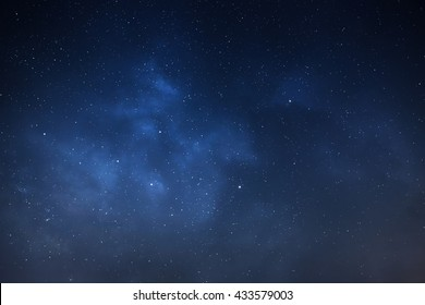 Starry Night sky background