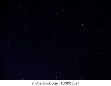A Starry Sky on a Clear Night