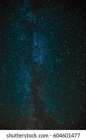 Stars Night photography Milkyway
