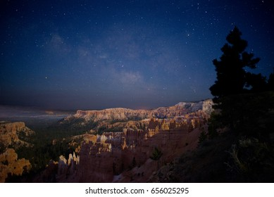 Stars Over Bryce Canyon in Bryce Canyon National Park