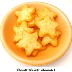 stars of potatoes