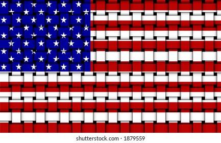 Stars and Stripes - the Amerrican Flag