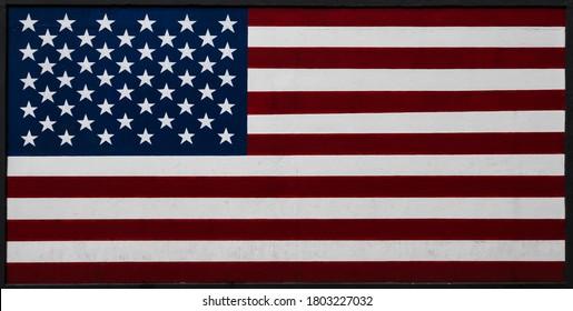 Star-Spangled Banner flag USA wall