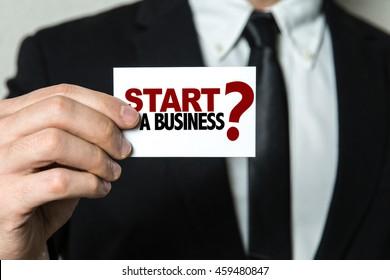 Start a Business?