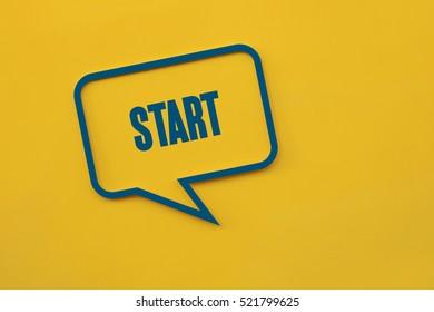 Start, Business Concept
