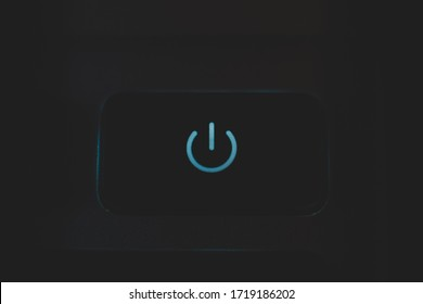 Start key on a computer keyboard