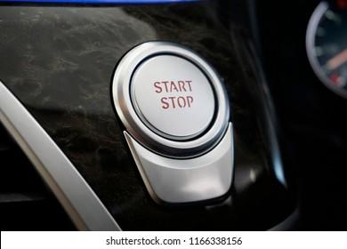 Start stop button