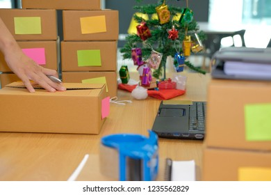E-commerce Order Process Stock Photos, Images & Photography