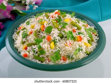 Starving Vege Rice