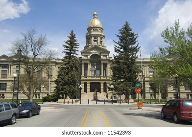 State Capitol Building - Cheyenne, WY